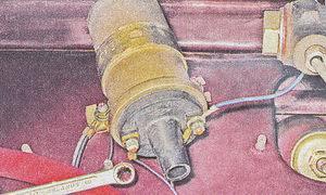 катушка зажигания ваз 2107