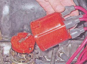 крышка трамблера ваз 2107 - распределитель зажигания ваз 2107