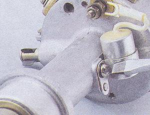 конденсатор распределителя зажигания ваз 2107