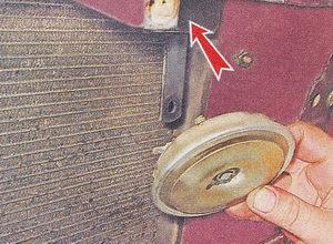 звуковой сигнал автомобиля ваз 2107