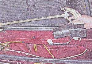 трапеция стеклоочистителя с мотор редуктором ваз 2107
