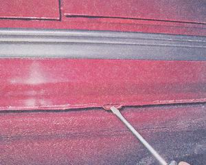 дренажное отверстие порога кузова ваз 2107