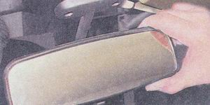 зеркало заднего вида ваз 2107