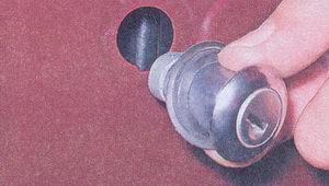 личинка замка передней двери ваз 2107