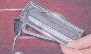 ручка двери ваз 2107