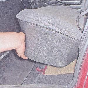 заднее сиденье ваз 2107