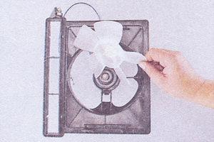 крыльчатка вентилятора отопителя ваз 2107