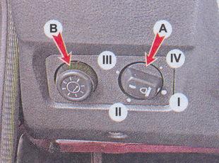 блок регуляторов гидрокорректора фар и освещения приборов ваз 2107