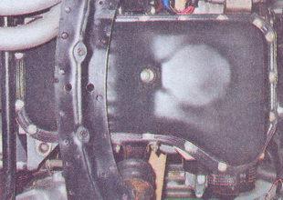 болты крепления поддона картера двигателя ваз 2107