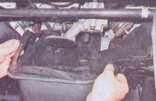 поддон картера двигателя - уплотнительная прокладка автомобиля ваз 2107