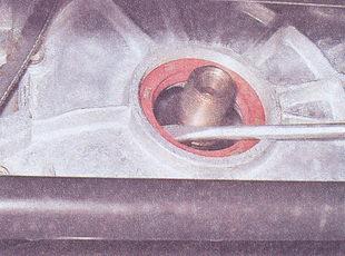 передний сальник коленвала ваз 2107