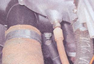 гайка нижнего крепления воздухозаборника ваз 2107