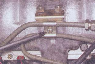 топливные трубки ваз 2107