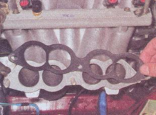прокладка ресивера автомобиля ваз 2107