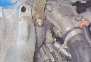 наконечник провода «массы» автомобиля ваз 2107