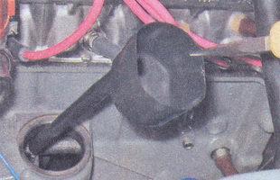 маслоотделитель системы вентиляции картера двигателя ваз 2107