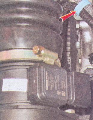 электросхема 21214 инжектор