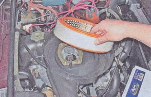 воздушный фильтр автомобиля ваз 2107