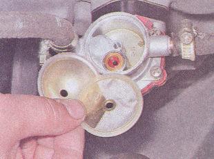 фильтр бензонасоса ваз 2107