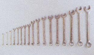 набор комбинированных ключей