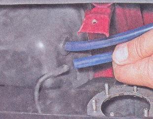 вентиляционный шланг бензобака ваз 2107