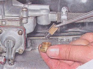 топливный фильтр ваз 2107
