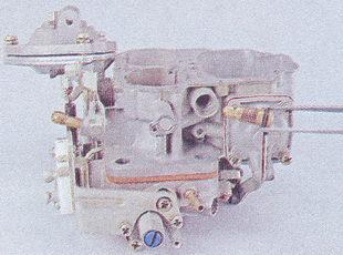 корпус - жиклер