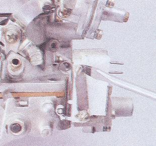 крепления микропереключателя блока эпхх ваз 2107
