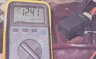 проверка блока управления электропневмоклапаном ваз 2107