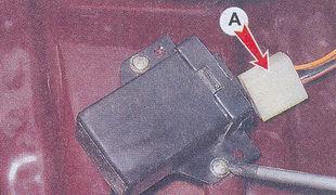 замена блока управления электропневмоклапаном ваз 2107