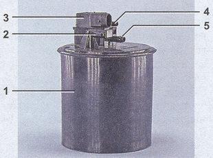 адсорбер ваз 2107