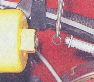 уплотнительное кольцо топливной трубки