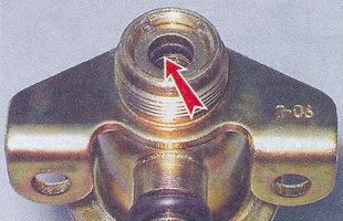 уплотнительное кольцо регулятора давления