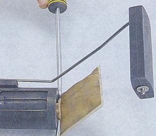 приемный сетчатый фильтр электробензонасоса ваз 2107
