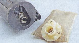сетчатый фильтр - электробензонасос ваз 2107