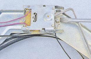 крепления провода «массы»