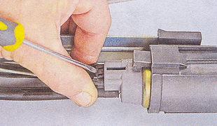 фильтр электробензонасоса - колодка проводов
