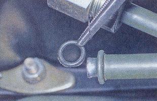уплотнительное кольцо трубки подвода топлива к топливной рампе