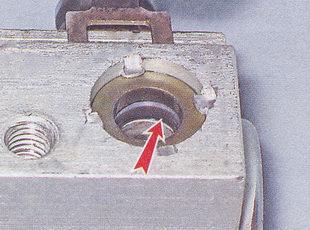 уплотнительное кольцо трубки топлива и топливной рампы