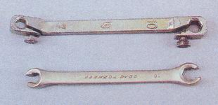 ключи для штуцеров