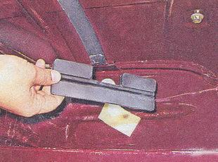 резиновая прокладка бензобака ваз 2107