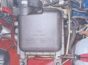 крышка корпуса воздушного фильтра ваз 2107