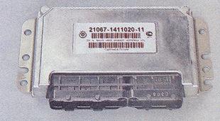 эбу ваз 2107 - электронный блок управления ваз 2107