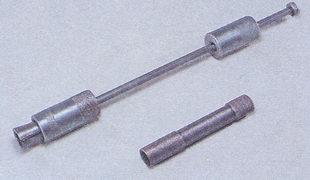 съемник и оправка для замены маслосъемных колпачков