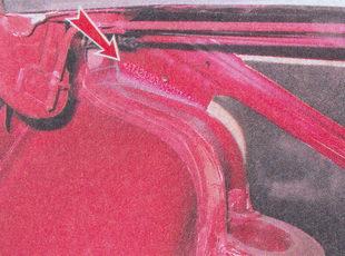 идентификационный номер автомобиля лада ваз 2107