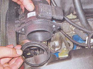 электрическая схема 2115