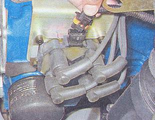 разъем катушки зажигания ваз 2107