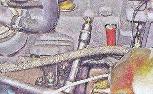 пробка сливного отверстия блока цилиндров ваз 2107