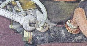 трубка главного цилиндра сцепления ваз 2107
