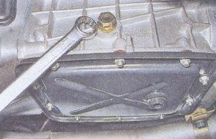 пробка заливного отверстия коробки передач ваз 2107
